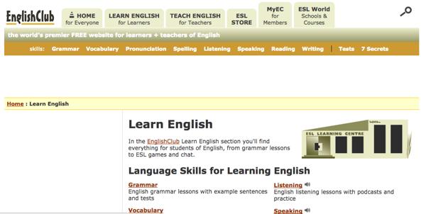 english-club-learning-english