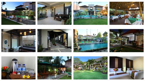 バリ島でマンツーマンレッスンが受けれるホテル型リゾート留学