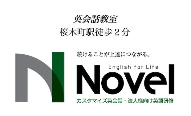 英語指導歴の長い講師が本格的なレッスンを行ってくれる:NOVEL英会話教室