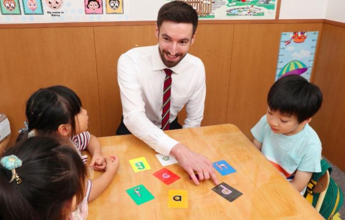 シェーン子ども英語のキッズクラス