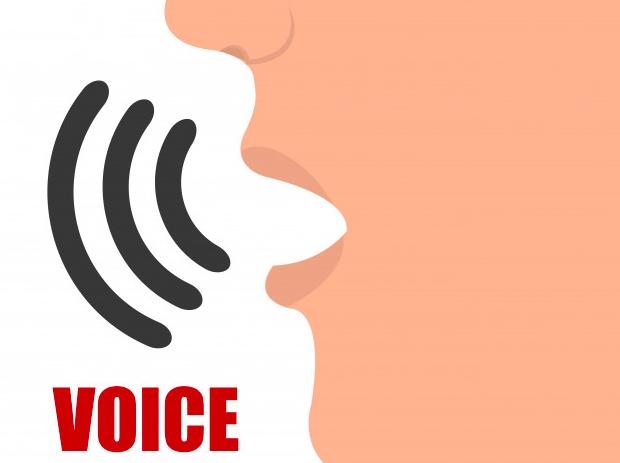 1. 音声を認識する