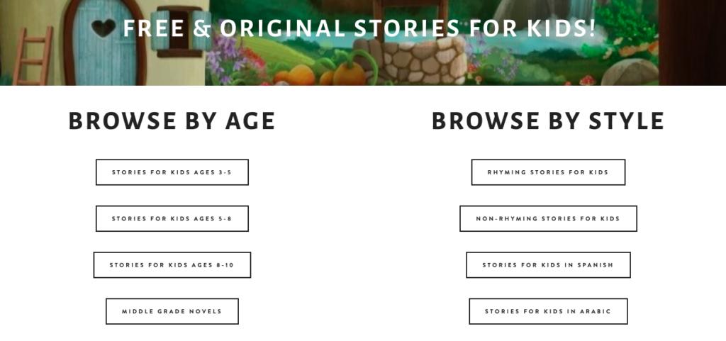 Freechildrenstories.com