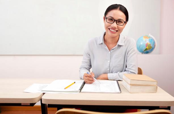 特徴1.担任制のレッスンで効果的に英語学習できる