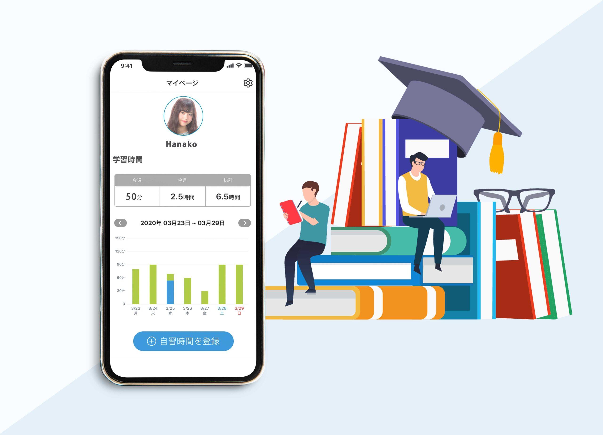 noteEアプリの画像