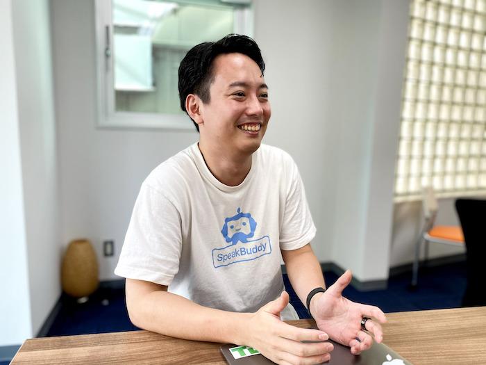 スピークバディパーソナルコーチングCOO山野さんに単独インタビュー!