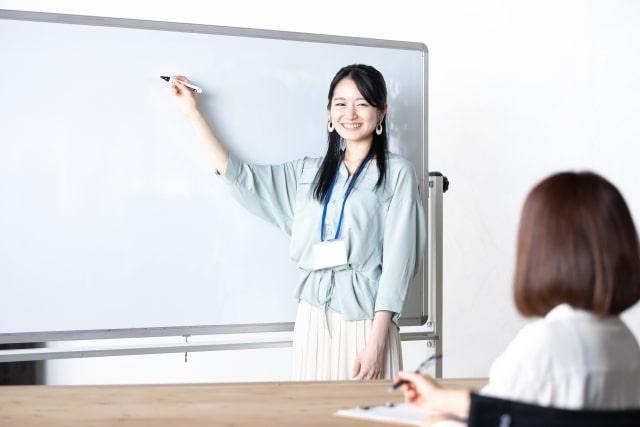 特徴2. 日本語対応可能な講師陣が在籍している